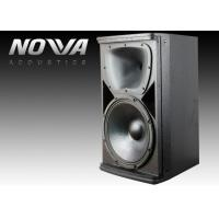 Wholesale 12 Inch Pro Audio Passive Full Range Speakers For Nightclub / DJ Stage from china suppliers