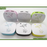 Wholesale Butterfly Design 18650 Power Bank 5200mAh Dual Port 5V / 1A For Cell Phone from china suppliers