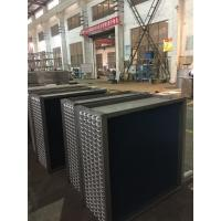 Quality Vertical Cooling Water Heat Exchanger Equipment 10000 - 100000 Cube Meter/H Capacity for sale