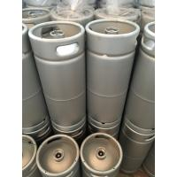 Wholesale 20L US beer keg stacakable, with micro matic spears from china suppliers