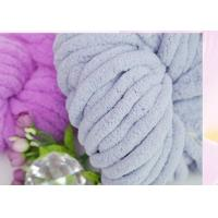 Wholesale Loopy Thick 7S/1 Fancy Scarf Yarn For DIY Knitting , 100% Acrylic Material from china suppliers
