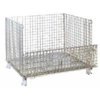 Wholesale Foldable and Stackable Storage Cages from china suppliers