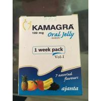 Wholesale Safe Strong Sex Oral Jelly , Male Sex Enhancer Kamagra 100mg Oral Jelly from china suppliers
