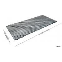 Buy cheap Tele Weave Wire Mesh in SUS304 & SUS316, Five Heddle Weave Filter Cloth from wholesalers