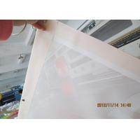 Wholesale Uv Resistant Outdoor PVC Banners , Fence Wraps Custom Flags And Banners from china suppliers