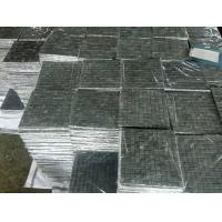 Wholesale Black Slate Mosaic Stone Mosaic Black Slate Wall Mosaic Natural Slate Floor Mosaic Pattern from china suppliers