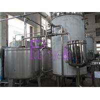 Wholesale Milk / Juice Instantaneous Sterilizer Ultra High Temperature Sterilization Machine from china suppliers