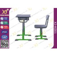 Wholesale Hollow Polethylene Table Top Student Desk And Chair Set With Chinese Style Design from china suppliers