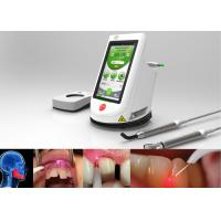 Wholesale Diode Laser Treatment Machine For Periodontal Therapy / Aphthae / Ulcers Cure from china suppliers