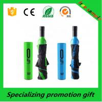Wholesale Unique Polyester Wine Bottle Shaped Umbrella Promotional Gift Items from china suppliers