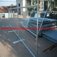 Wholesale Public safety temporary construction fencing from china suppliers