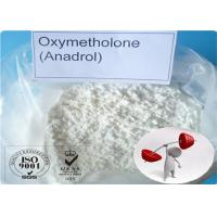 Wholesale Oxymetholone Anadrol OXY Muscle Growth Steroids , Bodybuilding Steroid Powders CAS 434-07-1 from china suppliers