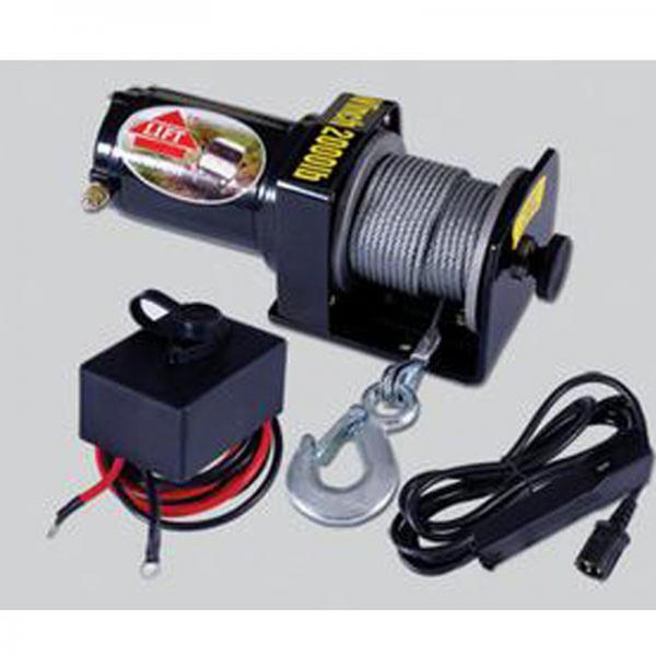 P2000 1a Electric Winch Light Winch 12v Winch Motor