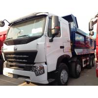Wholesale HOWO A7-8*4-371HP-24cbm-Dump tipper truck from china suppliers
