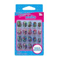 Buy cheap Beautiful 3D Fake Nails Jewelry Artificial Nail Decoration For Adult Finger from wholesalers