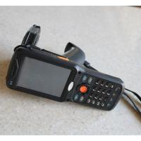 Wholesale Android 4.3 Bluetooth RFID Hand Held Barcode Data Reader For Library , 3.5 TFT LCD Screen from china suppliers