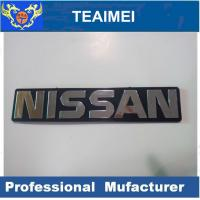 Wholesale Black Chrome Original Label Sticker Custom Car Emblems For Nissan from china suppliers