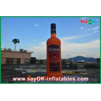 Wholesale Oxford Cloth Custom Inflatable Products , 5m Inflatable Wine Bottle from china suppliers