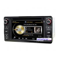 Wholesale Bluetooth 6.2'' Car Stereo Double Din Head Unit for Mitsubishi Outlander 2013+ from china suppliers