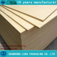 Wholesale Luda Natural Color Flat Grain Bamboo Plywood with 5mm thickness for India market for India from china suppliers