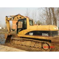 Wholesale 320C used caterpillar excavator hammer machines morocco	Rabat mozambique	Maputo namibia from china suppliers