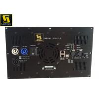 Wholesale Stereo Plate Amplifier with DSP for 2.1 channel Home Theater System from china suppliers