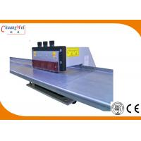 Buy cheap Durable Multicut PCB Cutting Machine LED PCB Separator high speed steel from wholesalers
