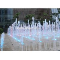 Wholesale Cast Iron Pump Outdoor Floor Fountains Design With Led Light from china suppliers