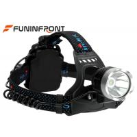 Wholesale 3 Gears 900LMs Outdoor CREE LED Headlamp Headlight Works with 3 x AA Battery from china suppliers
