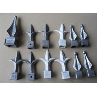 Wholesale cast steel spears & finials with higher cost performance from china suppliers