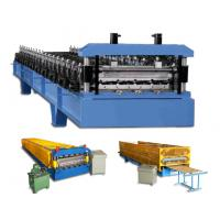 Wholesale 5.5KW Roof Sheet, Wall Sheet Roll Forming Machinery Metal Forming Machine from china suppliers