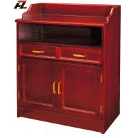 Wholesale Mahogany Restaurant Host Station-Server Stations from china suppliers