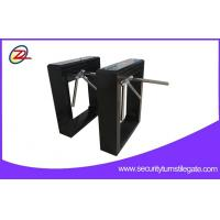 Wholesale OEM Bridge RFID Tripod Turnstile Gate Access Control DC motor 24V from china suppliers