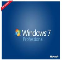 Quality 32 bit x 64 bit DVD latest window 7 professional operating system New sealed OEM pack for sale