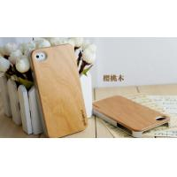 Wholesale Natural wood I phone 4S Shell Natural wood colour. from china suppliers