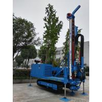 Wholesale Crawler Rig Anchor Drilling Rig Big Torque Complex Rod Casing Drilling from china suppliers