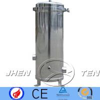 Wholesale Long Life Span Industrial Filter Housing For Water Treatment Easy To Operate from china suppliers