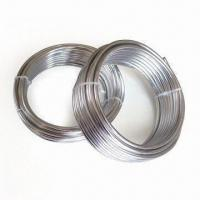 Wholesale Colored Aluminum Wires, Measures 5.00mm x 500g, Comes in Different Colors from china suppliers