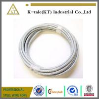 Wholesale Wire Rope and Aircraft Cable/PVC coated steel wire rope from china suppliers