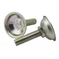 Buy cheap Polished CNC Machining Parts Special Shapes Turning Metal Fittings from wholesalers