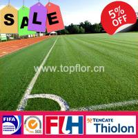 Wholesale outdoor playground artificial soccer grass/sythetic lawn for football from china suppliers