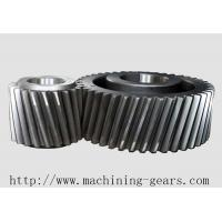 Wholesale Transmission Double Planetary Helical Gear With CNC Steel Machined from china suppliers