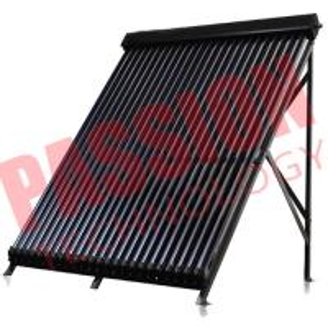 Energy Saving Heat Pipe Solar Collector 18 Tubes