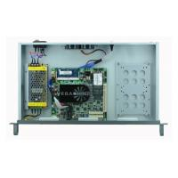 Wholesale 4 gigabit LAN Intel ATOM D525 bypass Firewall security appliance / Router 1U rackmount from china suppliers