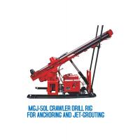 Wholesale water well drilling and rig machine, 100m deep anchor drilling machine from china suppliers