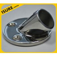 Wholesale Stainless steel  Boat Rail round base 15 degree,pipe fittings from china suppliers