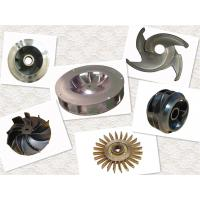 Wholesale High pressure cast iron casting water pump spare parts ISO9001 , BV from china suppliers