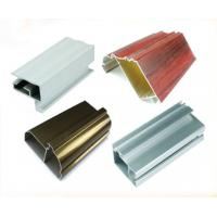 Quality Surface Treatment T Slot Extruded Aluminum Profiles For Windows And Doors for sale