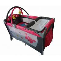 Buy cheap Kids Furniture Huge Portable Folding Baby Playpen Mattress Square from wholesalers