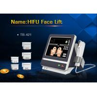 Wholesale Color Touch Screen 5 Heads HIFU Face Lifting Machine for Wrinkle Removal from china suppliers